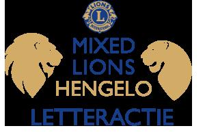 Mixedlionsletteractie logo